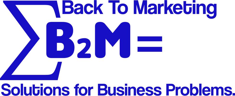 Back to Marketing